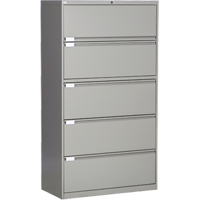 5-Drawer Lateral Filling Cabinet OP224 | SCN Industrial