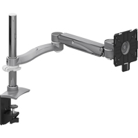 Single Screen Height Adjustable Monitor Arms OP285 | SCN Industrial