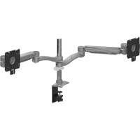 Dual Screen Height Adjustable Monitor Arms OP286 | SCN Industrial