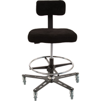 TF160 Welding Grade Ergonomic Chair OP492 | SCN Industrial