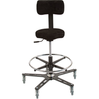 TF150 Welding Grade Ergonomic Chair OP503 | SCN Industrial
