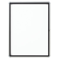 Quartet® Euro™ Enclosed Magnetic White Board OP850 | SCN Industrial