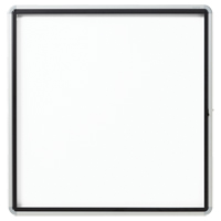 Quartet® Euro™ Enclosed Magnetic White Board OP851 | SCN Industrial