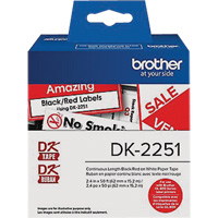 Brother® Labels OP898 | SCN Industrial