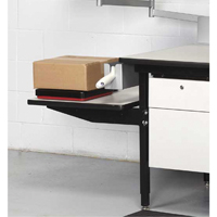 Mailroom Workstation Extension Top PE186 | SCN Industrial
