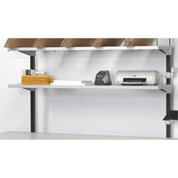 Mailroom Workstation Cartoning Rack Only PE188 | SCN Industrial