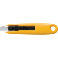 Compact Knife with Self-Retracting Blade PE986 | SCN Industrial