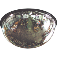 All-Vu® Acrylic Dome Mirrors - 360° full view dome SAF922 | SCN Industrial