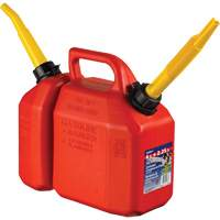 Combo Jerry Can Gasoline/Oil SAK857 | SCN Industrial