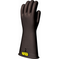 Black Natural Rubber Insulating Gloves - Class 2 SAR294 | SCN Industrial