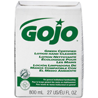 Gojo® Green Certified Foam Hand Cleaner SAR832 | SCN Industrial
