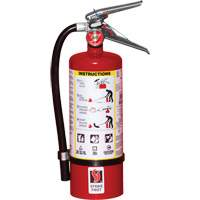 Steel Dry Chemical ABC Fire Extinguishers SC946 | SCN Industrial