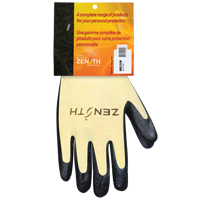Nitrile Coated Aramid Gloves SEC137R | SCN Industrial