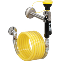Wall-Mounted Drench Hoses SEI782 | SCN Industrial