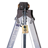 DBI-SALA® Advanced™ Confined Space Tripod Pulley SEP922 | SCN Industrial