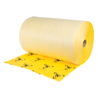Caution Rolls -High Visibility Absorbents SGC494 | SCN Industrial