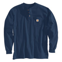 Long-Sleeved Workwear Henley SGE606 | SCN Industrial