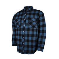 Quilt-Lined Flannel Shirt SGH218 | SCN Industrial