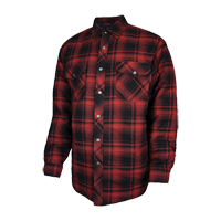 Quilt-Lined Flannel Shirt SGH226 | SCN Industrial