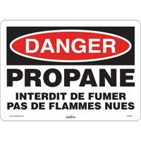Danger Propane Safety Sign SGI138 | SCN Industrial