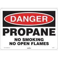 Danger Propane Safety Sign SGI139 | SCN Industrial