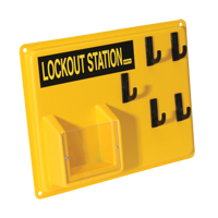 Mini Lockout Stations - Station Only SI957 | SCN Industrial