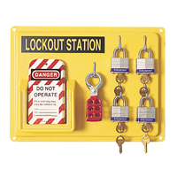 Mini Lockout Stations SI958 | SCN Industrial