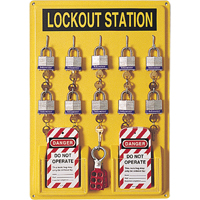 Single Lockout Stations SI960 | SCN Industrial