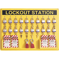 Department Lockout Stations SI962 | SCN Industrial
