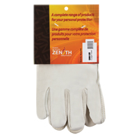 Grain Cowhide Drivers Fleece Lined Gloves SM619R | SCN Industrial