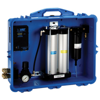Portable Compressed Air Filter and Regulator Panels SN050 | SCN Industrial