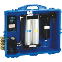 Portable Compressed Air Filter and Regulator Panels SN051 | SCN Industrial