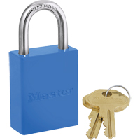 Master Lock® Aluminum Safety Padlocks SN710 | SCN Industrial