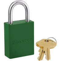 Master Lock® Aluminum Safety Padlocks SN711 | SCN Industrial