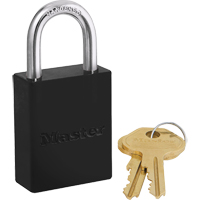 Master Lock® Aluminum Safety Padlocks SN714 | SCN Industrial