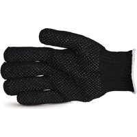 GLOVE CUT RESISTANT DOTTED BLACK RIGHT LARGE EA. SQ226 | SCN Industrial