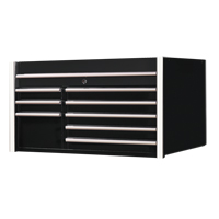 RX Series Tool Chest TEQ761 | SCN Industrial