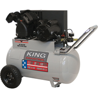 King Canada Industrial Compressors TLV739 | SCN Industrial