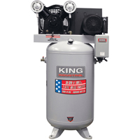King Canada Industrial Compressors TLV744 | SCN Industrial