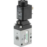 3-Way Poppet Valves TLY657 | SCN Industrial