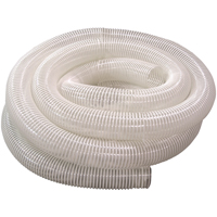 Fittings- Clear Flexible Collapsible PVC Hose TMA060 | SCN Industrial