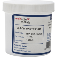 Black Paste Brazing Flux TTU911 | SCN Industrial