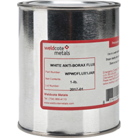 White Antiborax Flux TTU914 | SCN Industrial