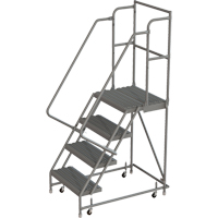 Deep Top Step Rolling Ladder VC764 | SCN Industrial