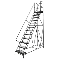 Deep Top Step Rolling Ladder VC780 | SCN Industrial