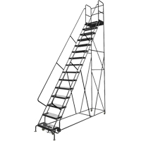 Deep Top Step Rolling Ladder VC779 | SCN Industrial