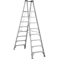 Industrial Heavy-Duty Aluminum 2-Way Platform Stepladders (AMP1500 Series) VD424 | SCN Industrial