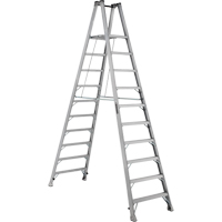 Industrial Heavy-Duty Aluminum 2-Way Platform Stepladders (AMP1500 Series) VD425 | SCN Industrial