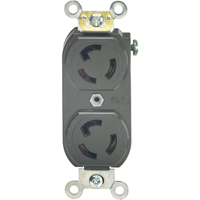 Duplex Locking Receptacle XC174 | SCN Industrial