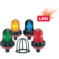 Flashing Led Hazardous Location Warning Lights With Xlt™ Technology XC429 | SCN Industrial